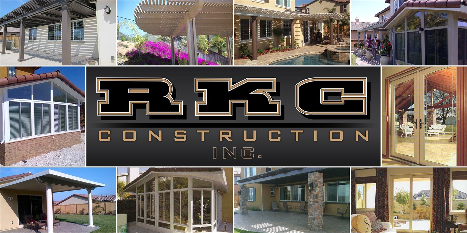 Patio Covers San Diego, Sunrooms, Awnings Pergolas | RKC Construction