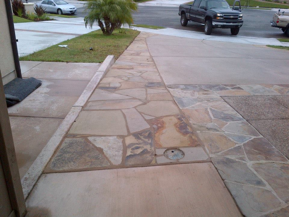 Angelus Natural Paving Stones