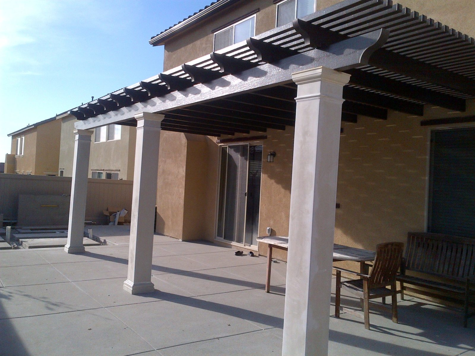 North County Patio Covers Awnings and Pergolas