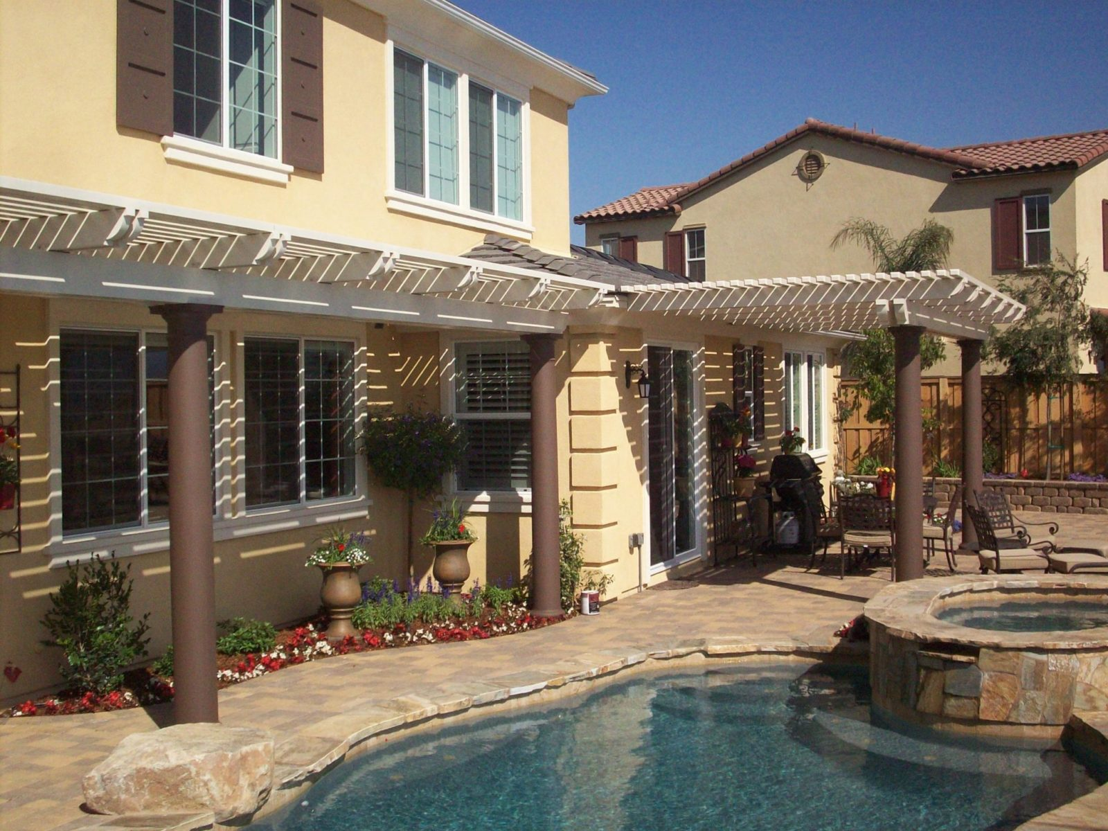 Elitewood Aluminum Patio Covers San Diego