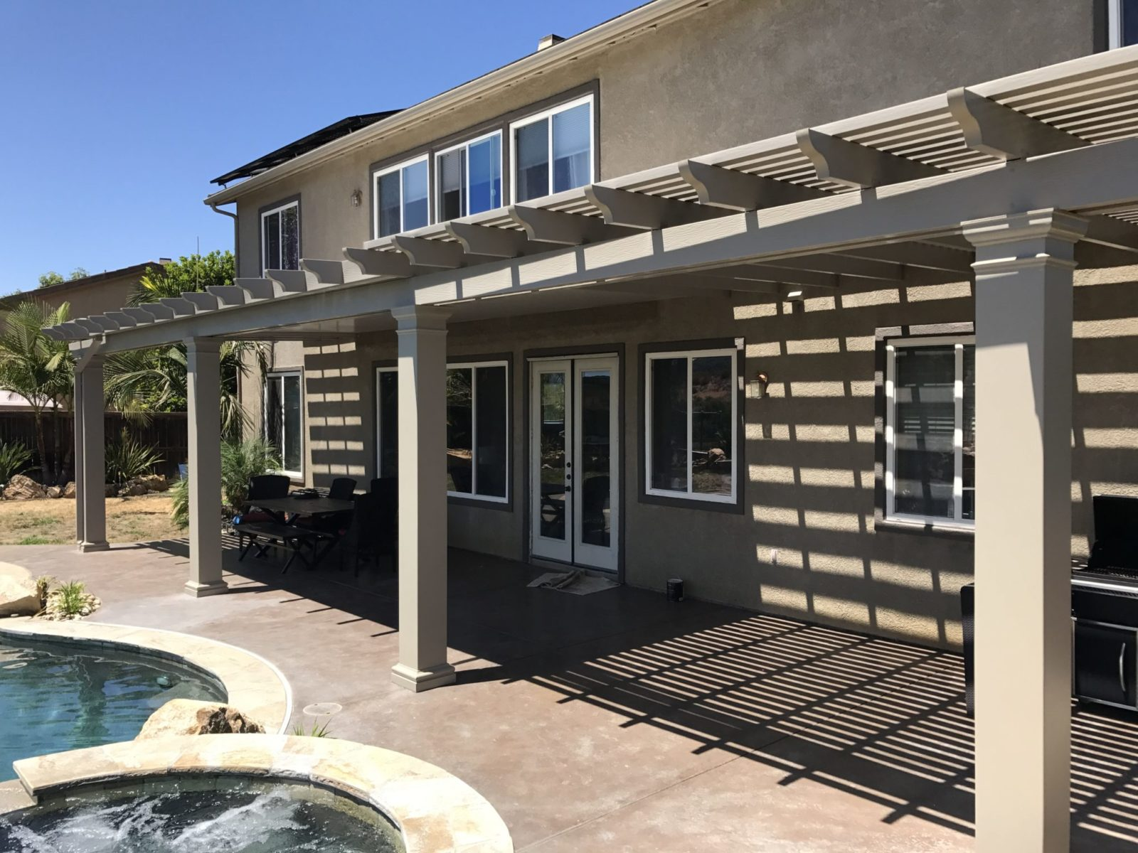 Superbe Aluminum Patio Cover San Diego