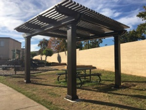 Free standing Aluminum Patio Cover